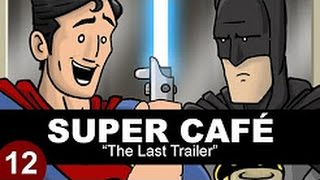 How It Should Have Ended The Last Jedi Trailer Super Cafe HISHE Reaction Reactions