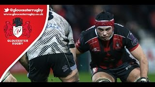 Ludlow glad to have played his part in Gloucester's winning start | Rugby Video Highlights