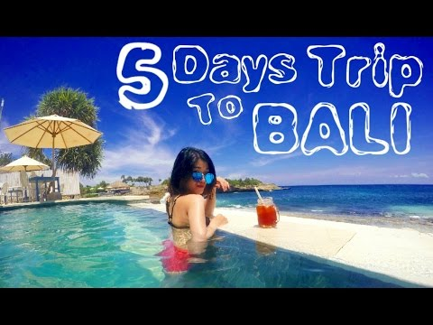 5 DAYS TRIP TO BALI || WITH FRIENDS AND ME