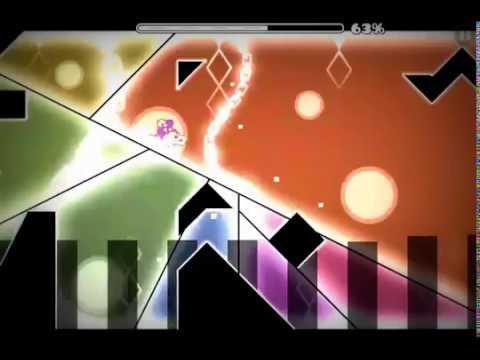Geometry dash- Sad Machine by LOVARII  Complete+ 3 coins