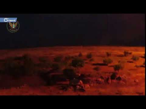 تمهيد صاروخي على مواقع ميليشيا أسد الطائفية في بلدة كفرنبودة  - نشر قبل 2 ساعة