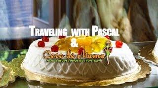 Traveling With Pascal & Coco De Mama Episode #2 Catania Sicily Cassata Siciliana