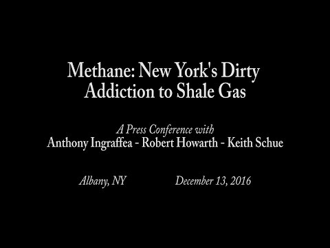 Methane: New York's Dirty Addiction to Shale Gas