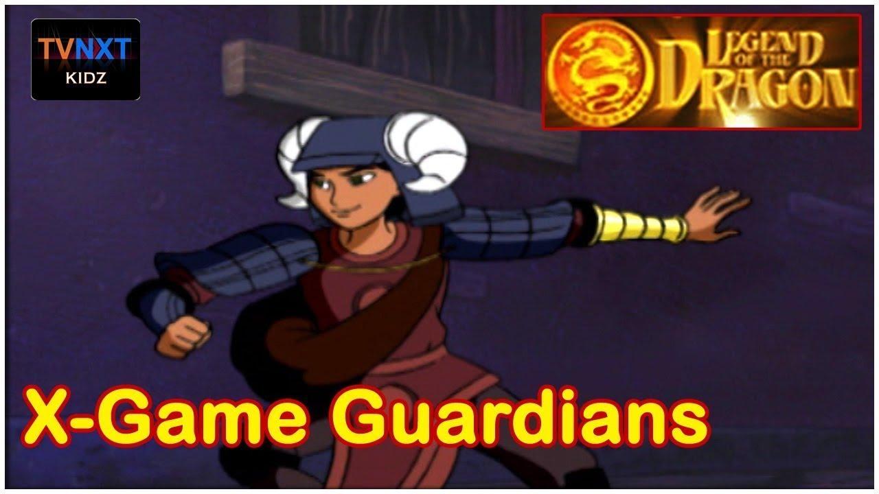 Legend Of The Dragon || Episode 23 || X-Game Guardians || TVNXT Kidz