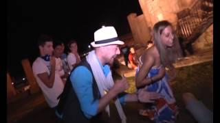 Cecilia Rodriguez alla Siesta + evento Vodka Skyy - Servizio TV 2012  - Video E20