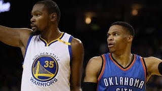 Russell Westbrook x Kevin Durant-Without you- Emotional