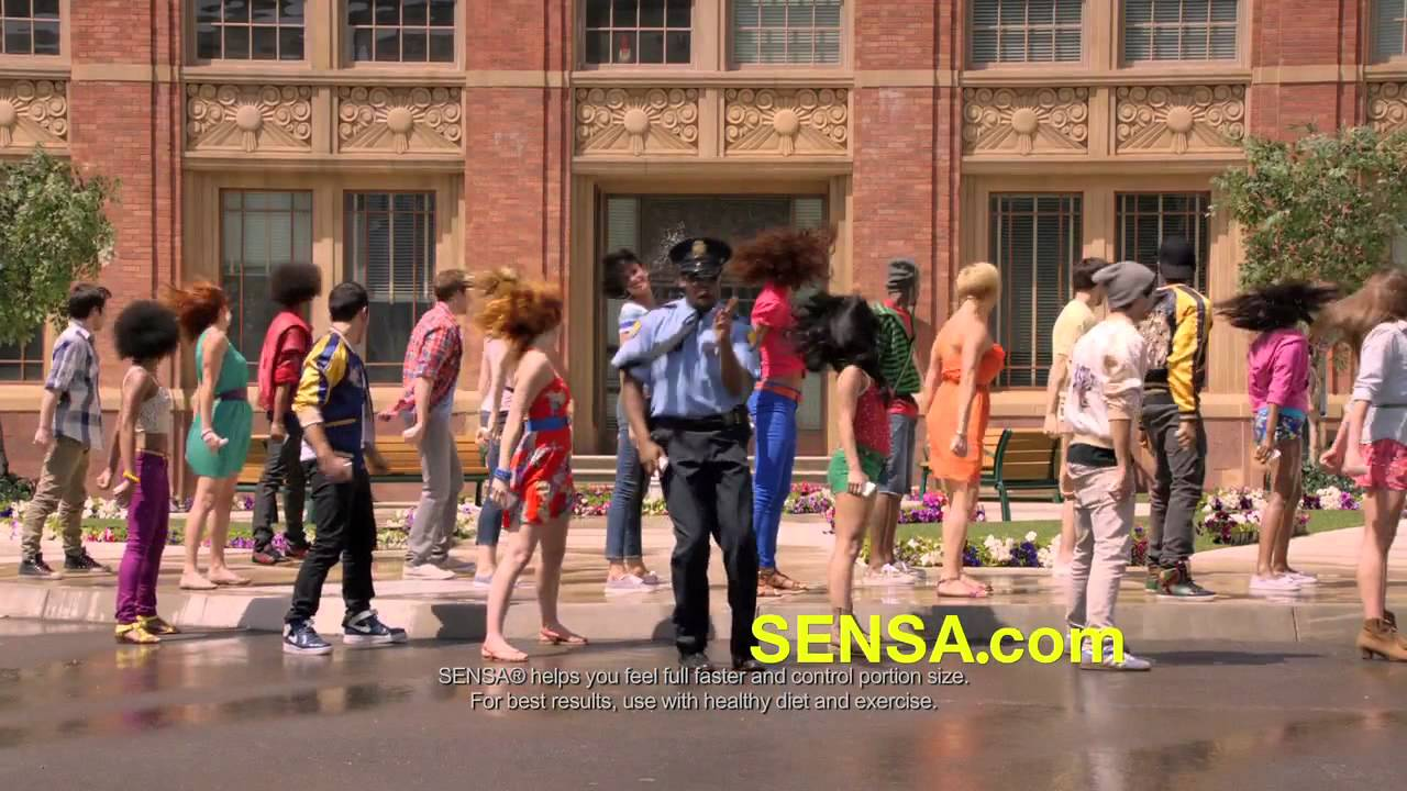 "Download Sensa ""Dance"" Commercial"