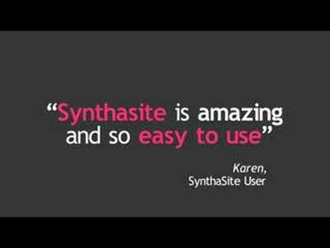 Create a Free Website with SynthaSite