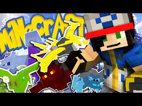 NUOVA GENERAZIONE POKEMON IN MINECRAFT - Minecraft ITA - Pokemon Cobalt and Amethyst #RunMap