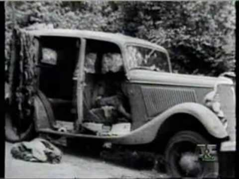 Bonnie and Clyde - [1931] - [1967] - YouTube