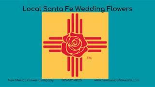 Buy Local Santa Fe Wedding Flowers