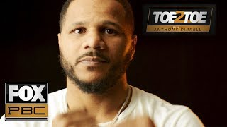 Anthony Dirrell has had battles inside and outside of the ring | Toe 2 Toe | PBC ON FOX