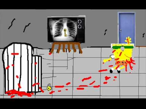 Bob Esponja Saw Juego Macabro Parte 2 Youtube