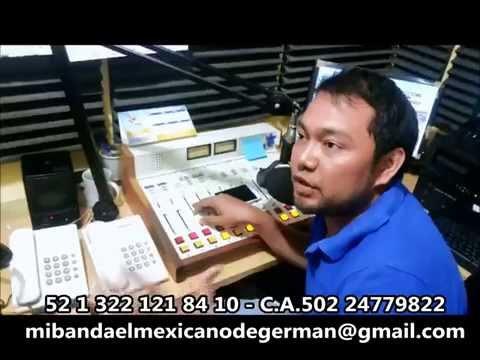 RADIO LA PICOSA ENTREVISTA MI BANDA EL MEXICANO EN NICARAGUA