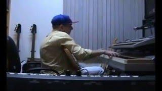 GW 8 JAZZ BASS VINTAGE MODIFIED - IMPROPTU OF JAZZ (PIANO GW 8 ROLAND)