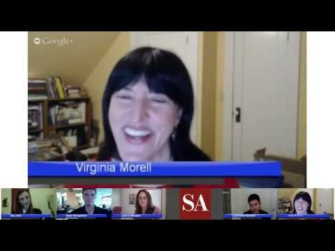 SciAm's Summer Book Authors: The Winners - SA Hangouts #2