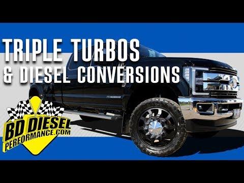 Triple Turbos & Diesel Conversions with Supreme Diesel