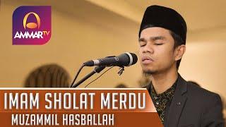 IMAM SHOLAT MERDU || MUZAMMIL HASBALLAH || SURAT ALI IMRON 33 - 39