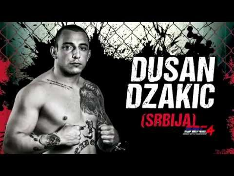 DUSAN DZAKIC vs Sebastijan Emini - Serbian Battle Championship 4 - SBC 4