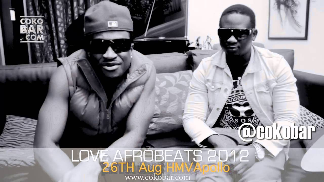 Download PSQUARE Ft. WANDE COAL -OFFICIAL THEME SONG FOR LOVE AFROBEATS 2012