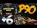 MEJORANDO LA P90 AL + 6 RUSH B MANITO XD | Zula Latino