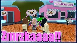 Chci v'echnu zmrzku jen pro sebe!😍🍦 Roblox Ice Cream Van Simulator #2