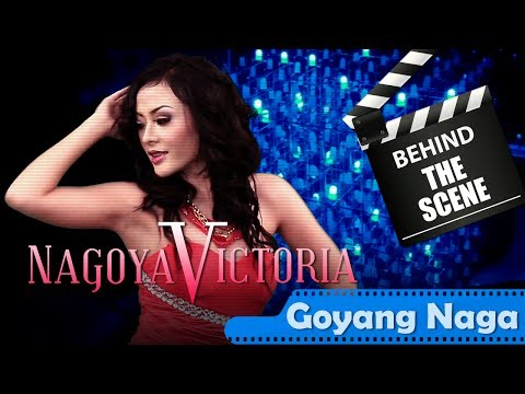 Nagoya Victoria - Behind The Scenes Video Klip Karaoke - Goyang Naga - NSTV - TV Musik Indonesia