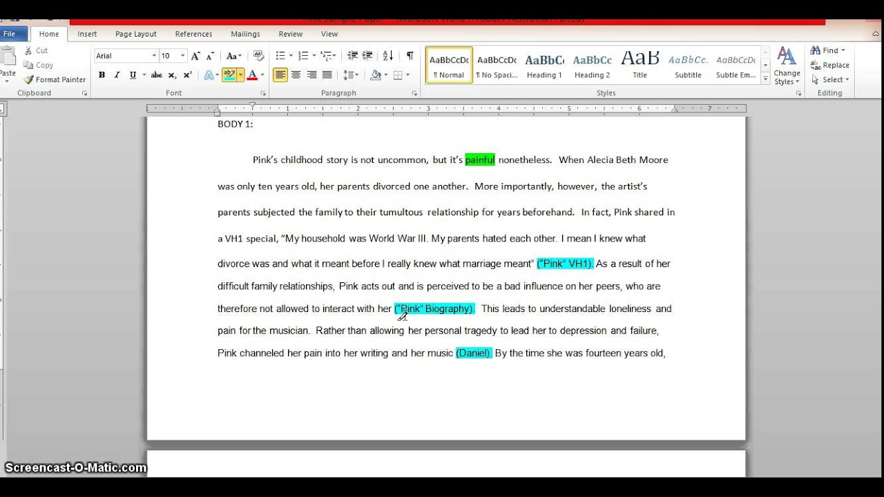 Write Conclusion Thesis Statement Research Paper Academic Writing