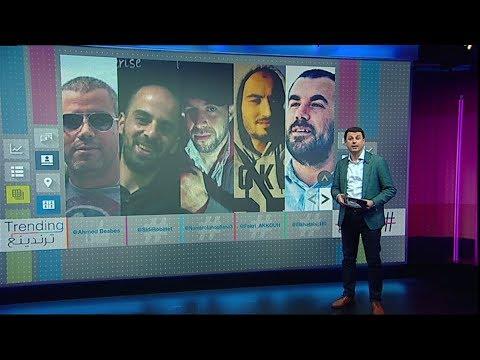 مغاربة يتظاهرون دعما لناصر الزفزافي وناشطي الحراك الريفي المحكوم عليهم بالسجن  - نشر قبل 8 ساعة