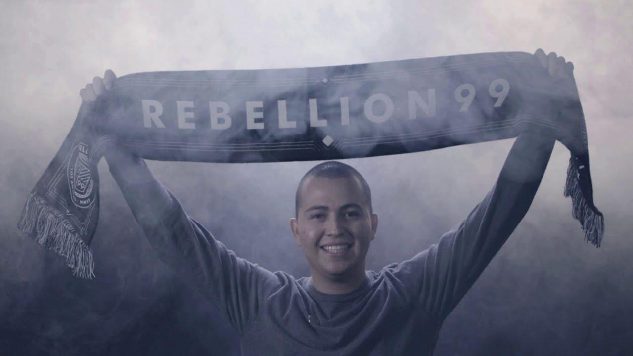 Rebellion 99 Inaugural Scarf