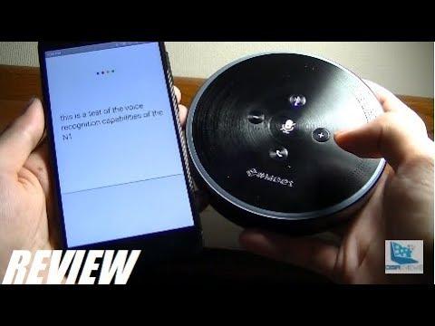 REVIEW: eMeet OfficeCore M1 Bluetooth Smart Speaker
