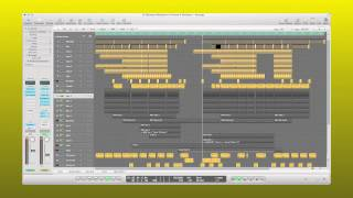 Airbase Trance Template in Logic Pro 9 (Myloops Revelations Volume 4)