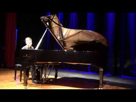 Westport Festival Of Chamber Music 2016: Kevin Jansson (piano)