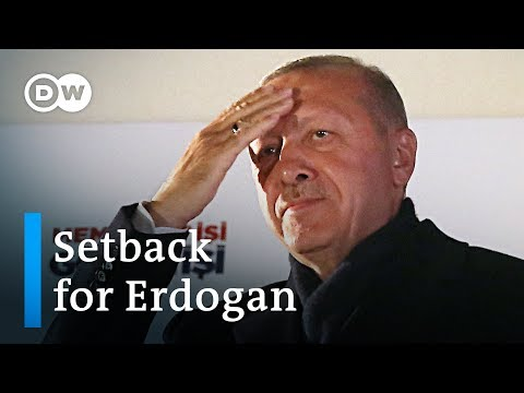 Turkey elections: Setback for Erdogan's AKP | DW News