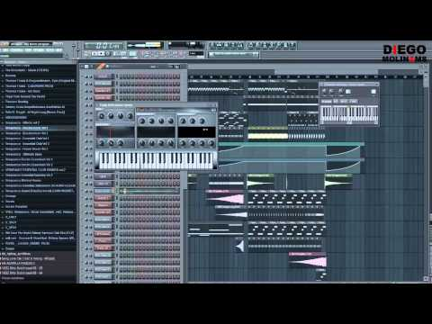 FL Studio Remake: Afrojack - Ray Bomb (Original Mix) [Full Remake]