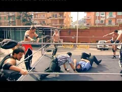 Rome Wrestling Academy    I Fatti Vostri  con Giancarlo Magalli   RAI 2