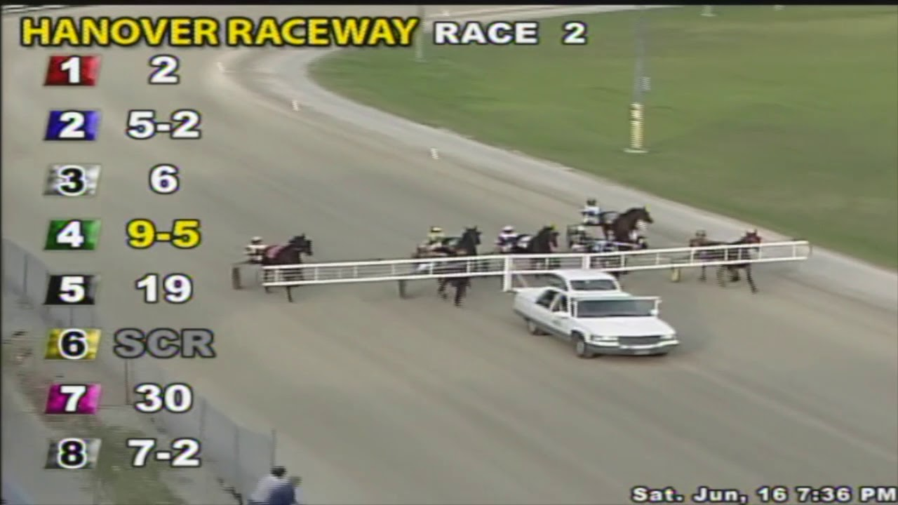Hanover Raceway Live Video