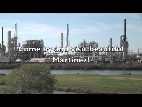 Come Visit the Beautiful Martinez Oil Refinery