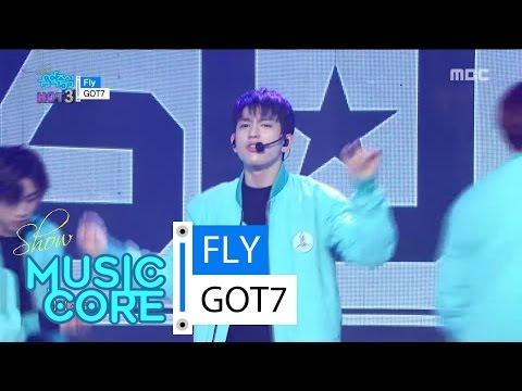 [HOT] GOT7 - Fly, 갓세븐 - 플라이 Show Music core 20160409