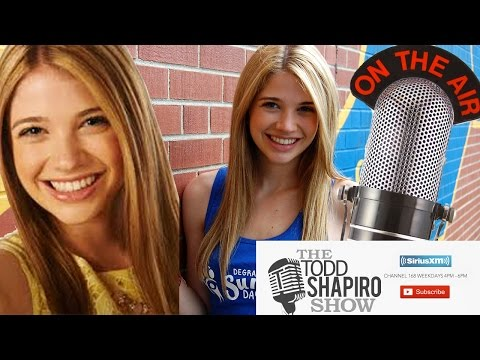 Sarah Fisher From Degrassi Talks About Her Acting Career & Future Projects