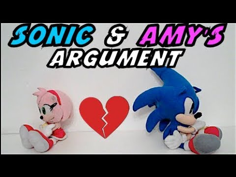 Sonic Plush Adventures - Sonic and Amy's...
