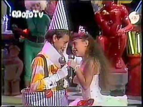Trem da Alegria no Milk Shake de Angélica - TV Manchete