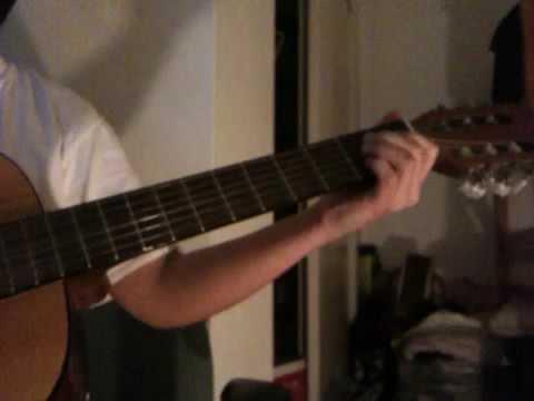 Gabrielle - dreams guitar