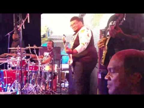 Kirk Franklin - Imagine Me - LIVE In HAITI 2017