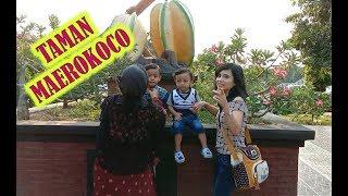 Jalan-Jalan ke Taman Maerokoco | Taman Mini nya Jawa Tengah