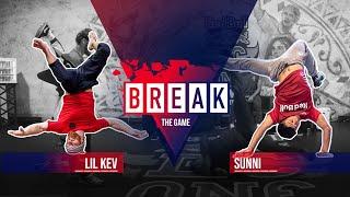 B-Boy Lil Kev vs B-Boy Sunni | Break The Game 2020