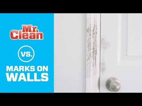 How to Clean Walls Like Magic: Almost like a new paint job! | Mr. Clean®