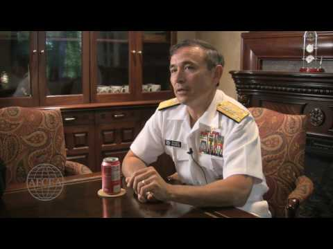 Vice Admiral Harry B. Harris Jr - AFCEA Leadership Five Questions