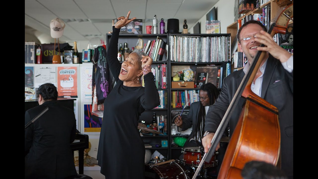 René Marie | NPR Music Tiny Desk Concert