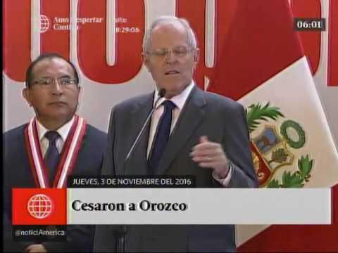 América Noticias: Primera Edición - 03.11.16